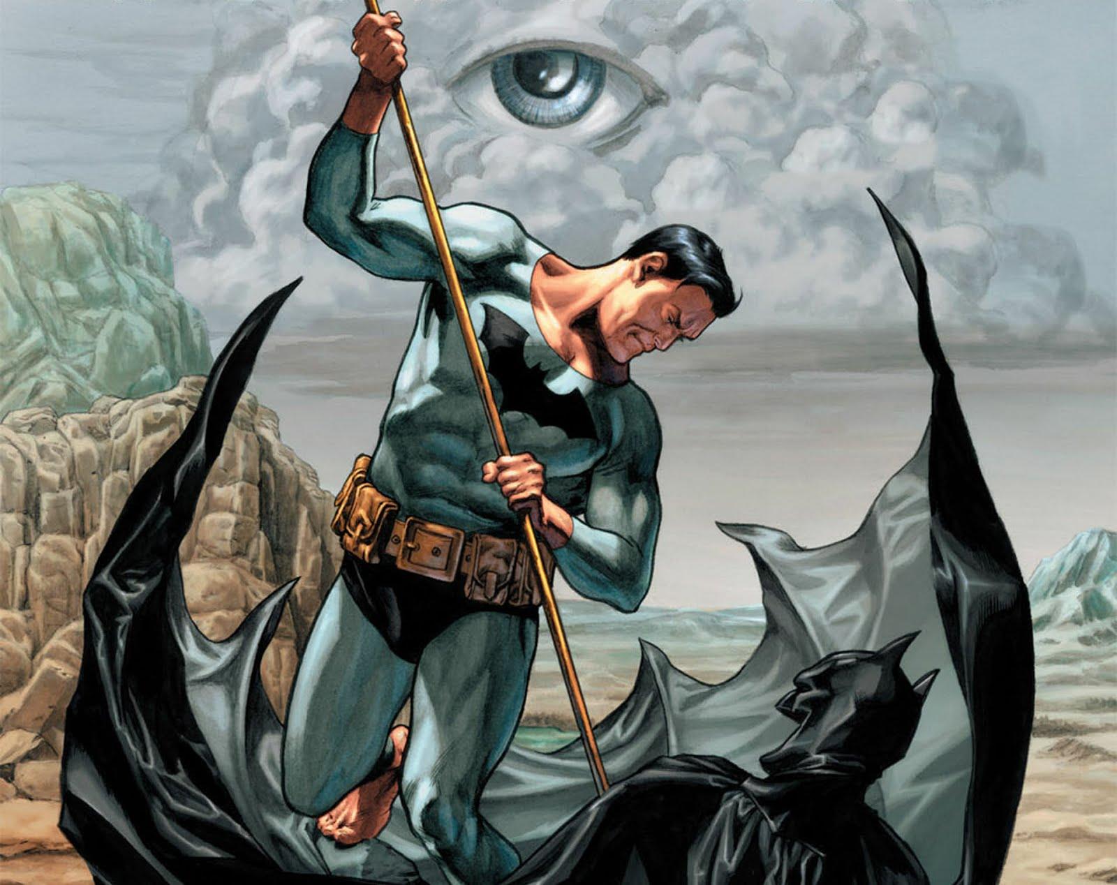 Batman Comic Wallpaper