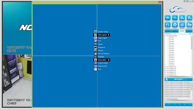 REMOTE SETTING DVR / NVR JOVISION DARI PC MENGGUNAKAN CLOUDSEE , JOVISION , DVR , NVR , CLOUDSEE