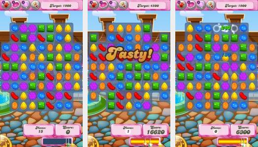 Candy Crush Saga Mod / Hacked Apk Game Download