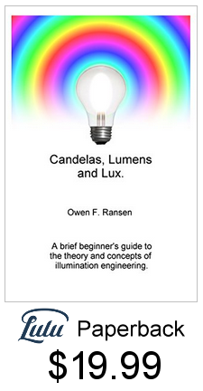 Buy Candelas Lumens and Lux as a paperback