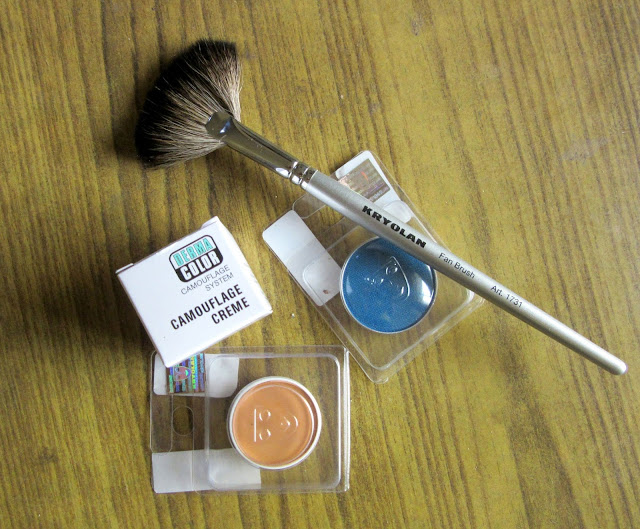Things I Got From Kryolan City Bandra | My First Kryolan Makeup Purchases