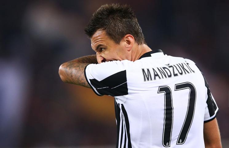 Mandžukić upitan za finale Coppa Italia