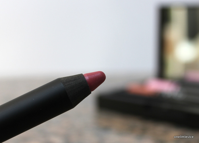 one little vice beauty blog: nars the ultimate lip pencil trio