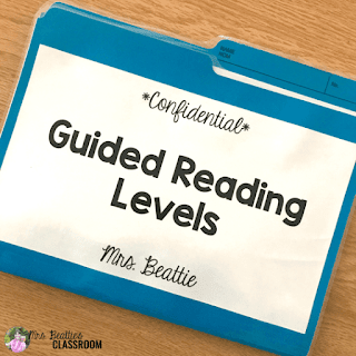 Guided reading data collection has never been easier with this FREE app! Teachers, track your student data from guided reading groups or one-on-one reading conferences so you can easily monitor student progress in reading. Grab a free Guided Reading Level Organizer in this post!