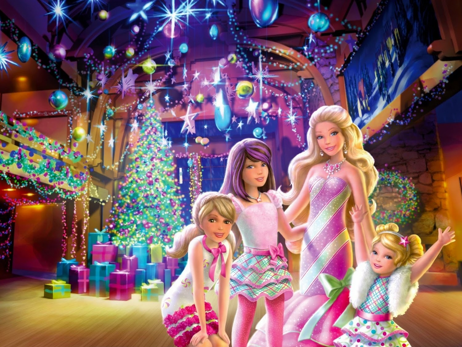 barbie a perfect christmas 2011 watch barbie movies. Black Bedroom Furniture Sets. Home Design Ideas