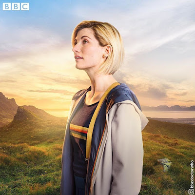 Jodie Whittaker en Doctor Who