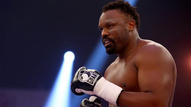 Heavyweight Contender Derek Chisora