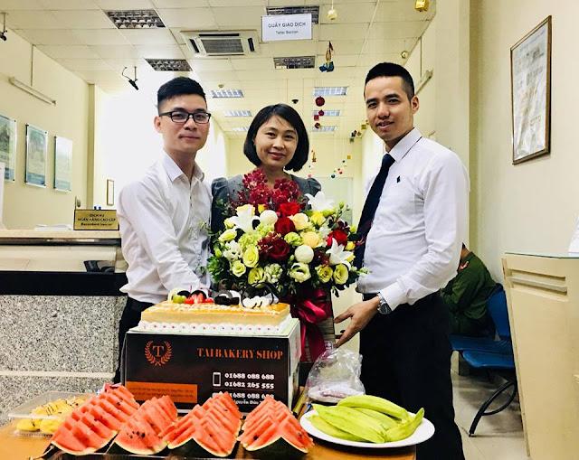 Bạn Nguyễn Hữu Việt - Đỗ Vietinbank và BIDV
