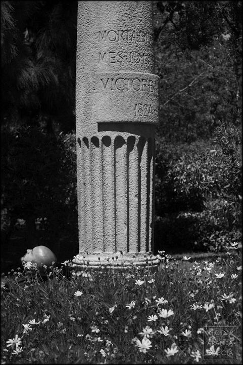 Víctor, Barcelona, Variaciones, piedra