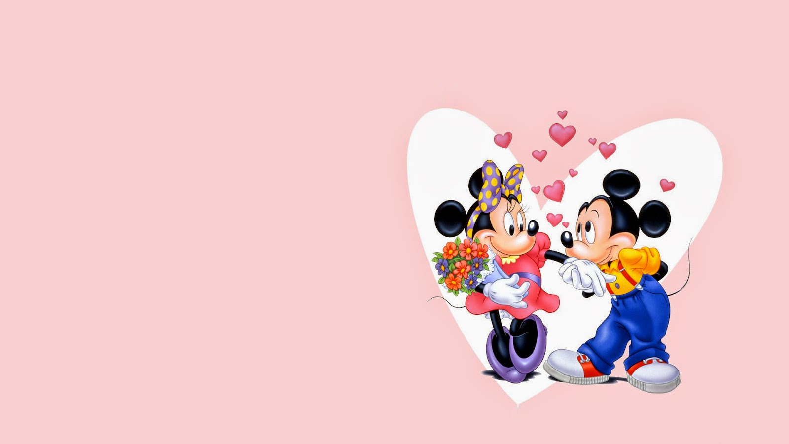 Mickey And Minnie Mouse Wallpaper Tumblr Mickey Mouse Wallpaper I