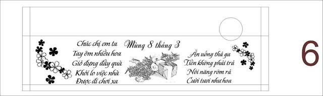 Mẫu Quà tặng bút gỗ khắc tên đẹp nhân dịp 8/3-Mẫu số 6