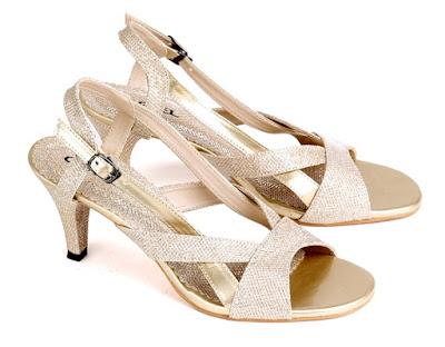 Model Sandal Wedges Untuk Pesta Modern Terbaru