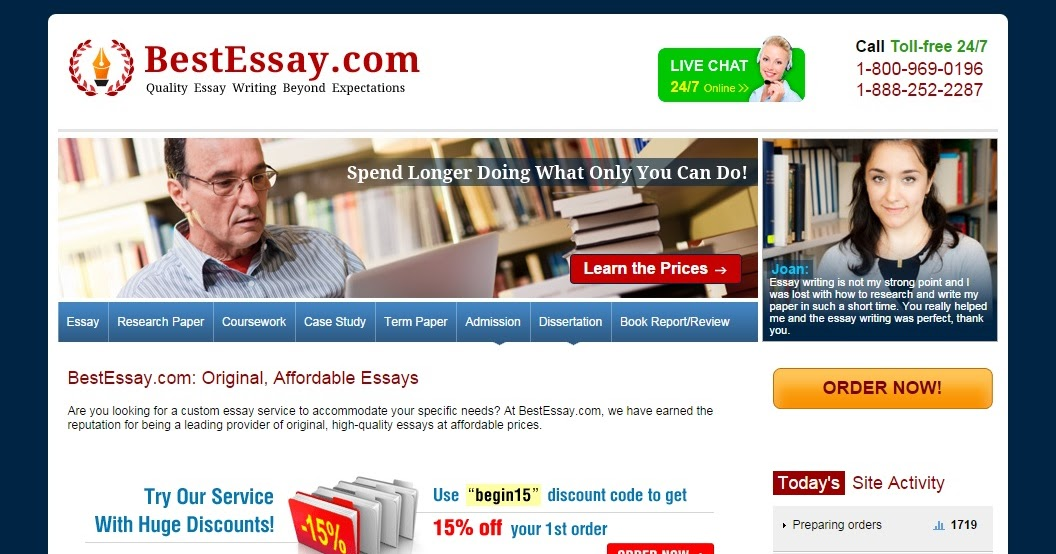 Term paper writing services reviews