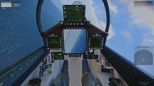Arma3用F/A-18 Superhornet MOD