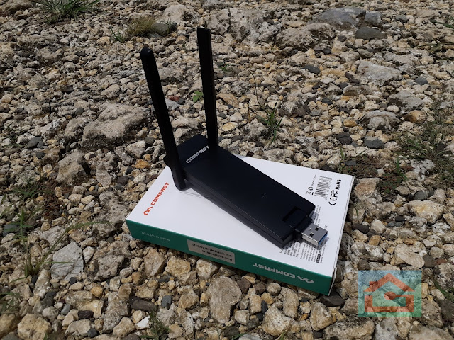 Panduan menggunakan Wifi Repeater Comfast 600 Mbps Dual Band