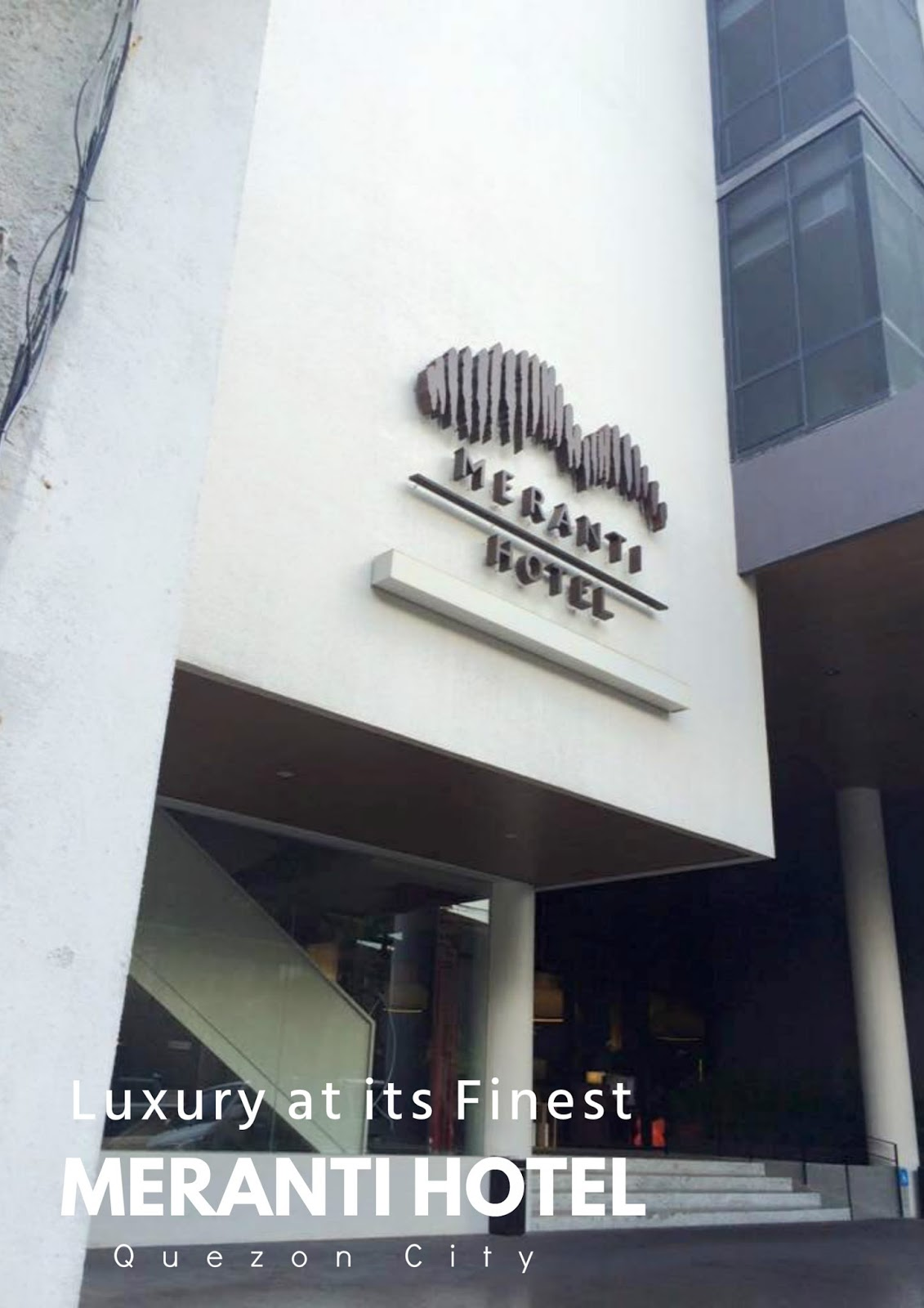 Meranti Hotel Stands Out Among 4 Star Luxury Hotels In Quezon City I Never Thought Would Experience Such Pure And Comfort The Heart Of