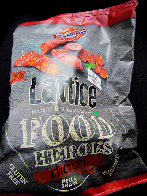Seabrook Lattice Food heroes
