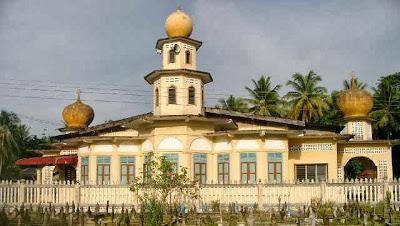 Masjid Lama Selehor