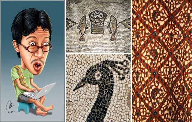 10 Contoh Karya Seni Rupa 2 Dimensi Dan Penjelasannya