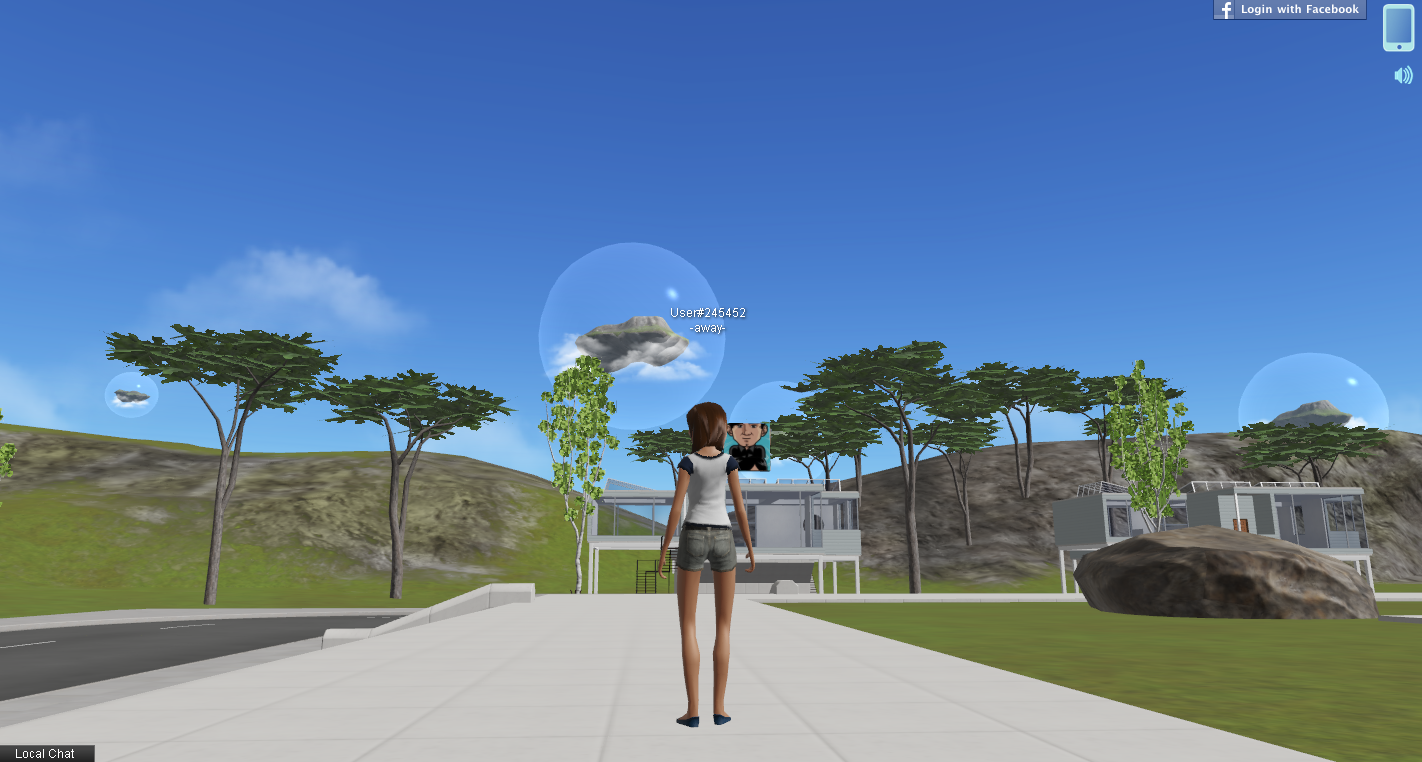 Metaverse Traveller: Opensim Can Do Anything That Minecraft