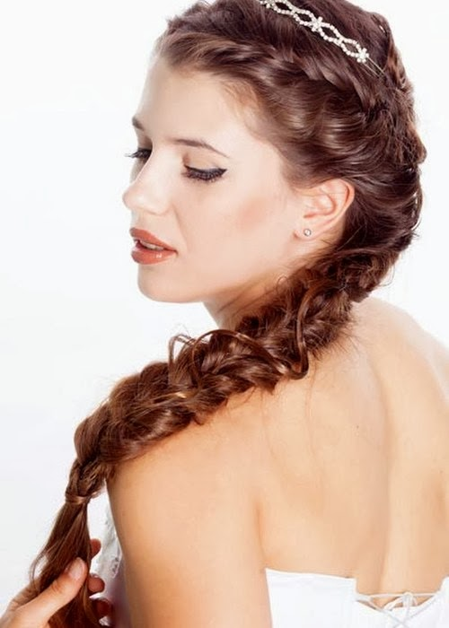 Wedding Hairstyles for Long Hair 2013 Component I | Anf ...