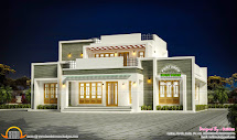 California Flat Roof House Plans
