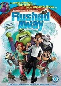 Flushed Away (2006) 300mb Hindi Download Dual Audio BRRip