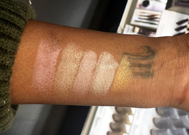 Hourglass Vanish Flash Highlighting Sticks | bellanoirbeauty.com