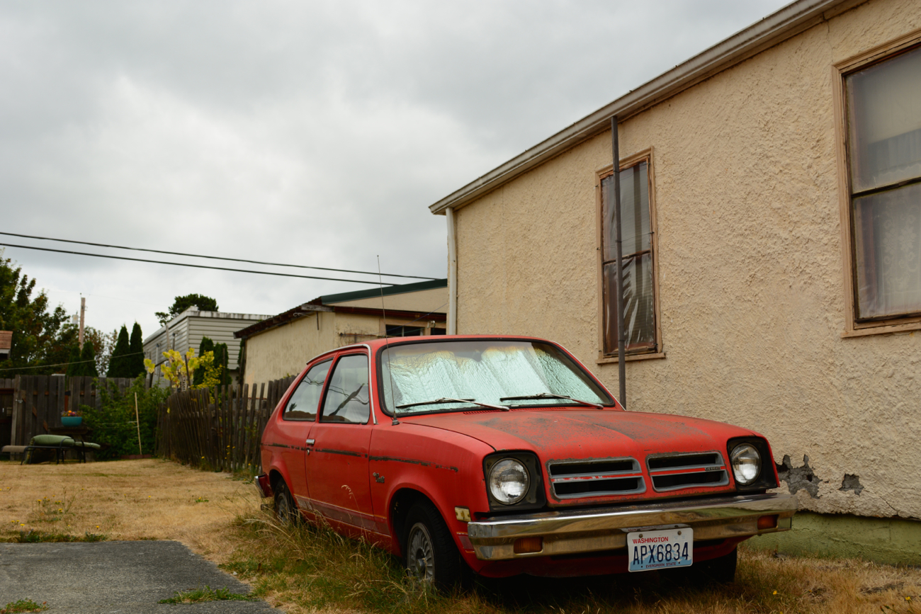 1976 chevy chevette commercial canadian version
