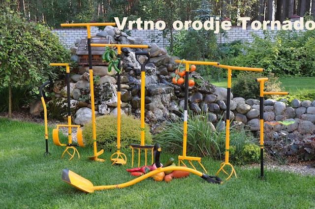 Vrtno ročno orodje tornado