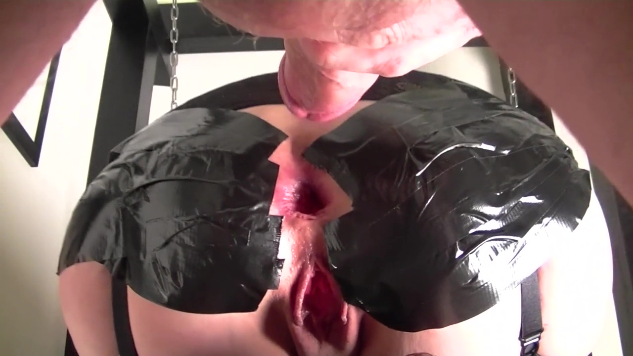 Dripping pussy bound