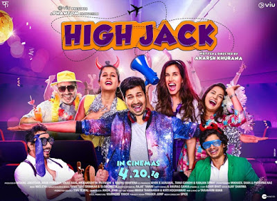 High Jack Movie Trailer Out