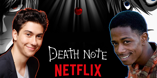 Thoughts on the Netflix Death Note Live Action Film