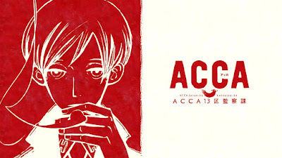 Download ACCA: 13-ku Kansatsu-ka Subtitle Indonesia