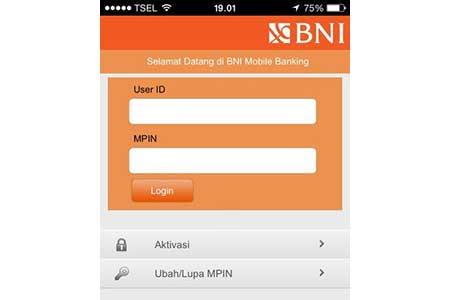 Cara Buka Blokir Layanan Mobile Banking BNI?