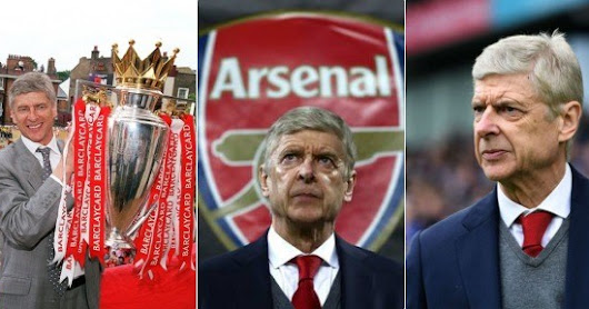 Arsene Wenger Announces Departure From Arsenal After 22 Years
