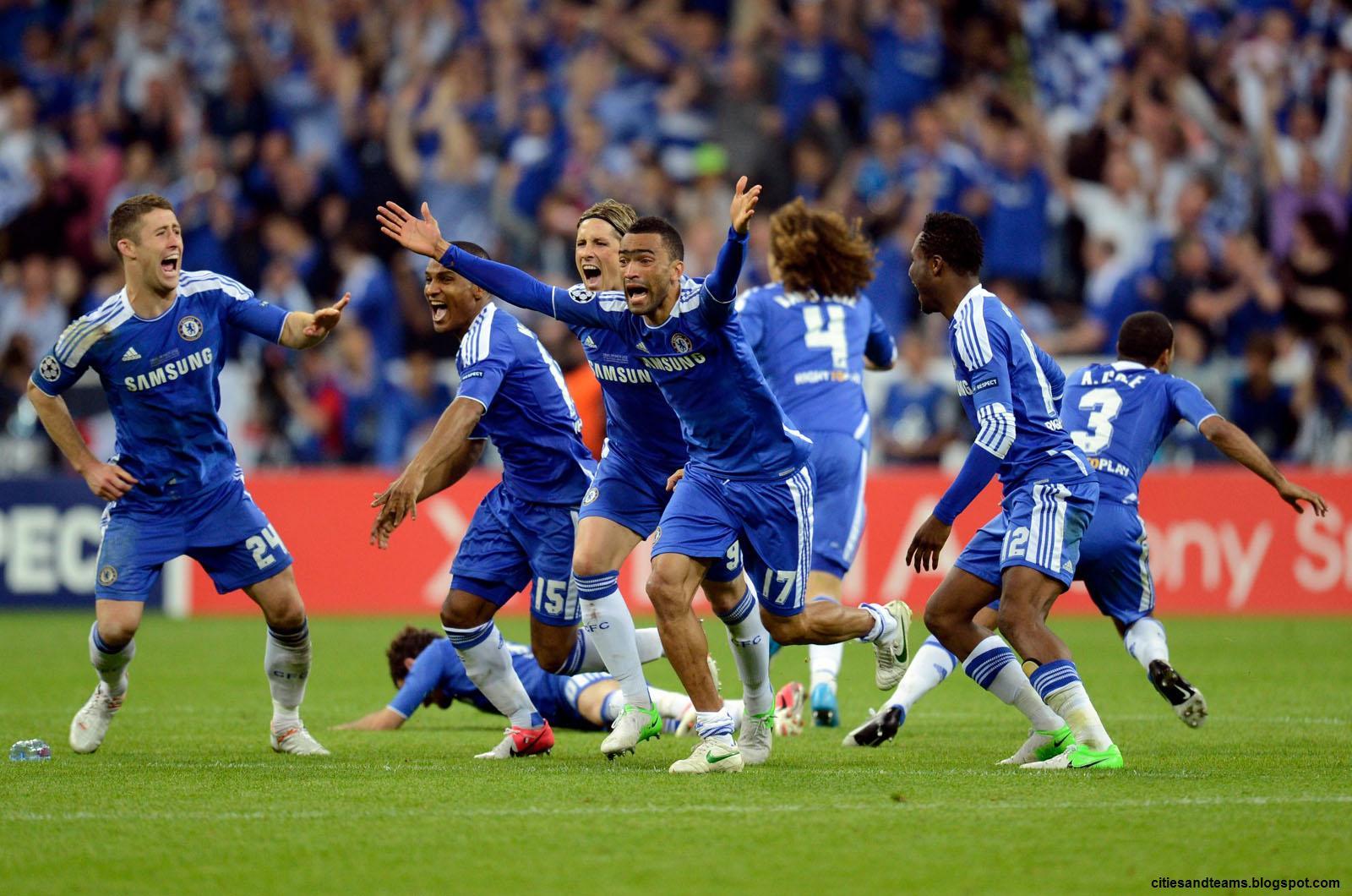 2012 Uefa Champions League Champion Is Chelsea ~ C.a.T