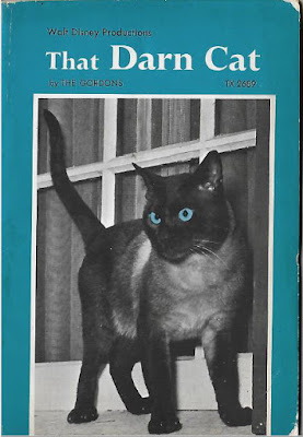 That Darn Cat book cover