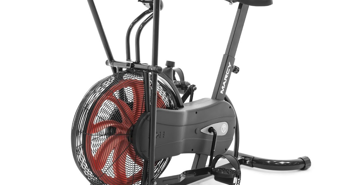 Exercise Bike Zone Marcy Ns 1000 Air Fan Exercise Bike
