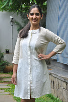 Radhika Cute Young New Actress in White Long Transparent Kurta ~  Exclusive Celebrities Galleries 064.JPG
