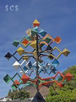 Escultura de César Manrique, Lanzarote by Susana Cabeza