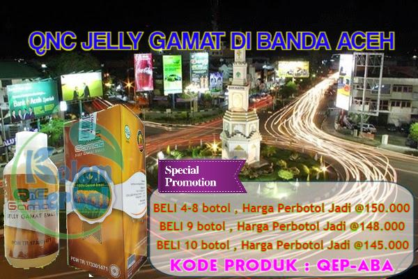 Agen Qnc Jelly Gamat Banda Aceh