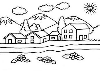 Dibujos De Casas Para Colorear E Imprimir Elegant Etiquetas Casas
