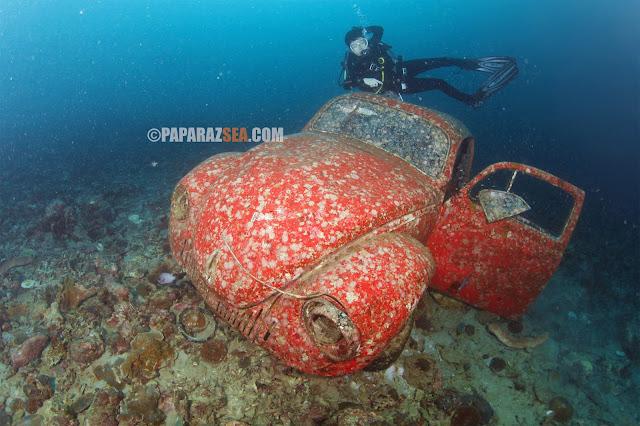 Jun V Lao, Paparazsea, Scuba Diving, Underwater Photography