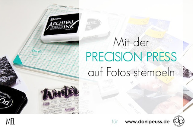 Mit der Precision Press auf Fotos stempeln | Video