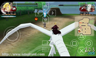 Download Modpack Naruto Impact EUR cso PSP Android