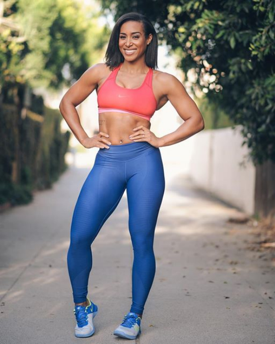 Lita Lewis fitness coach