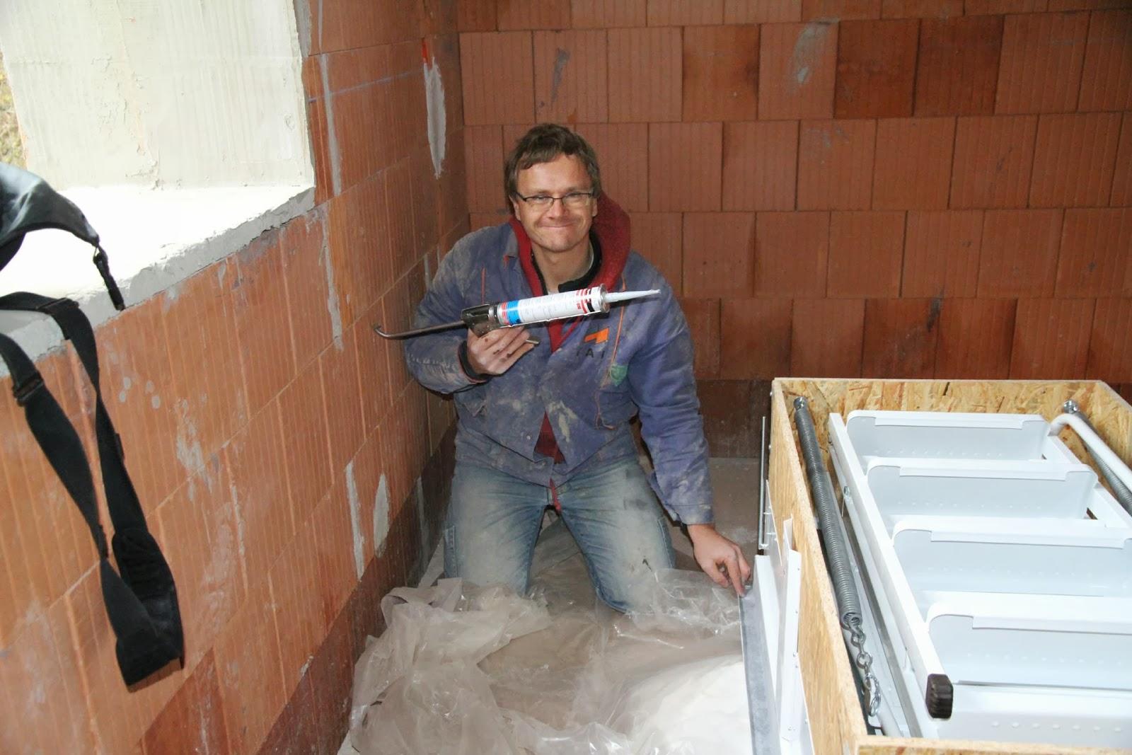 Super Dachbodentreppe einbauen - 1. Versuch | Bautagebuch von Marlene AV53