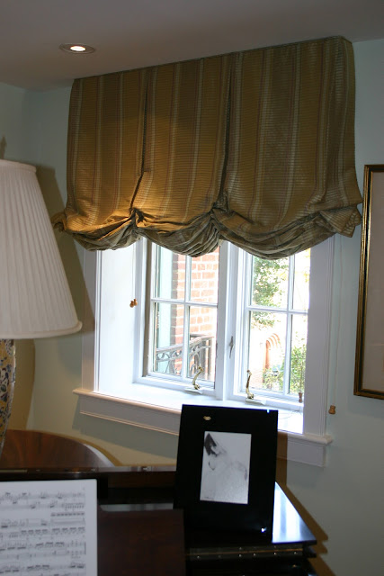 Balloon Valves Pictures Balloon Valance Bay Window