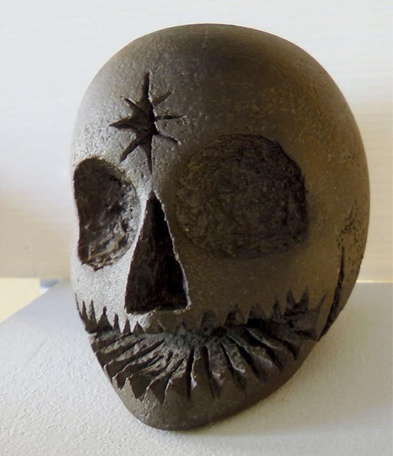 Head by Gregory Van Maanen